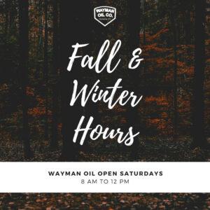 wayman hours